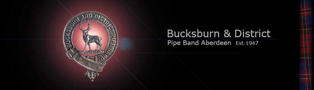 Bucksburn & District Pipe Band, Aberdeen